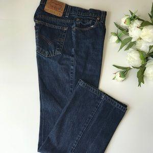 VTG Levi's 517's Boot Cut Jeans